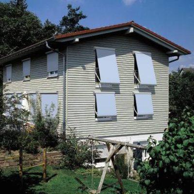 Markisen für Fenster